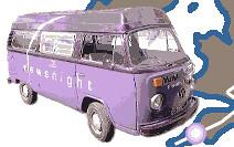 Jeremy Vine's VW Camper Van