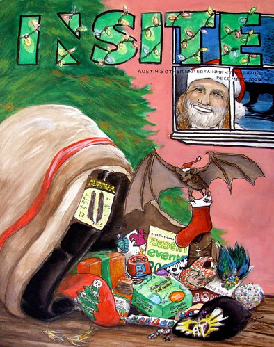 INsite December 2009 Original Artwork