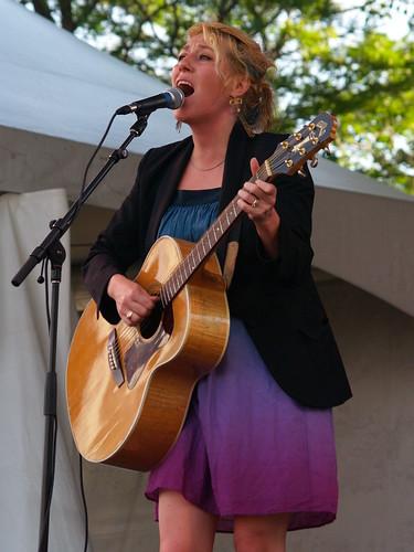 Martha Wainright at Ottawa Bluesfest 2008