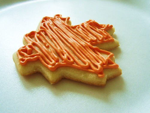 autumn sugar cookies - 01