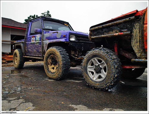 Competitor 4x4 Daihatsu Rocky