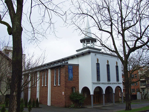 Guardian Angels Catholic Church, Vancouver - a photo on
