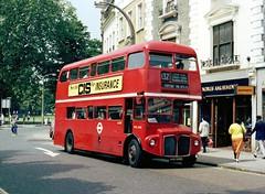 335-14 (Sou'wester) Tags: bus london buses icon routemaster publictransport clapham lrt claphamcommon lt psv parkroyal rm londontransport tfl aec prv rml classicbus rml2588 jjd588d route137