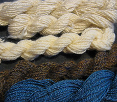 spindle yarns
