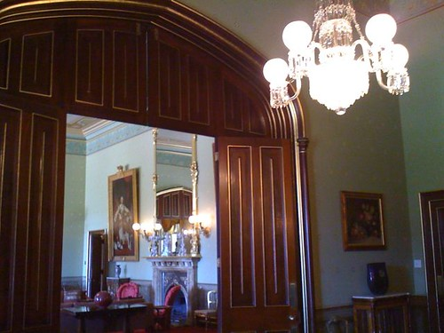 Internal shot, Government House, Sydney