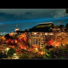 (whc7294) Tags: temple kyoto     kiyomizudera unescoworldheritage hdr  photomatix  10faves topseven  superhearts artistsoftheyear platinumheartaward nikond300 1424mmf28  10mosaichalloffame 10goldsuperhearts 10goldheartsearned