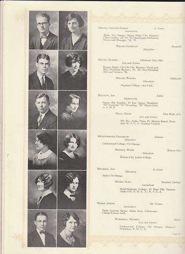 1926 Savitar page 1