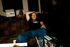 IMG_9857 (Scolirk) Tags: show charity music ontario rock bar burlington canon eos rebel punk ska band corporation event bands 500d panamared thejohnstones keepin6 t1i rockawaycancer