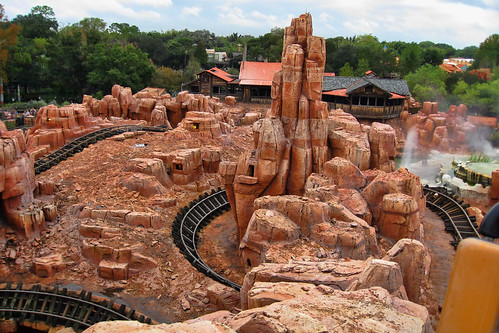 Thunder Mountain - Magic Kingdom