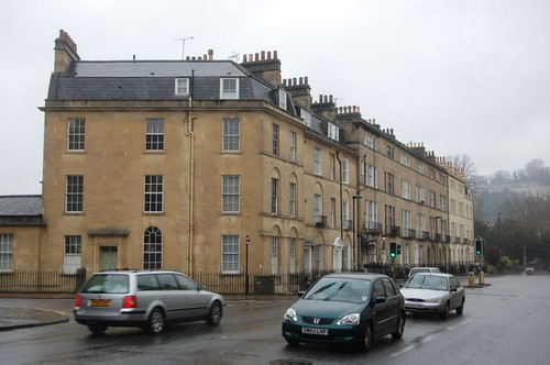 Corner of Daniel Street and Bathwick Street