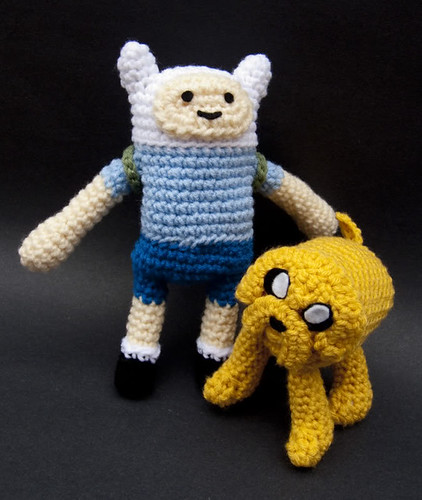 Finn And Jake Amigurumi Patterns Free : Frederator Studios Blogs The Adventure Time Blog ...