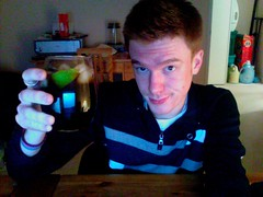 Coke & Lime. (adamschoales) Tags: photobooth picaday normal flickrbooth