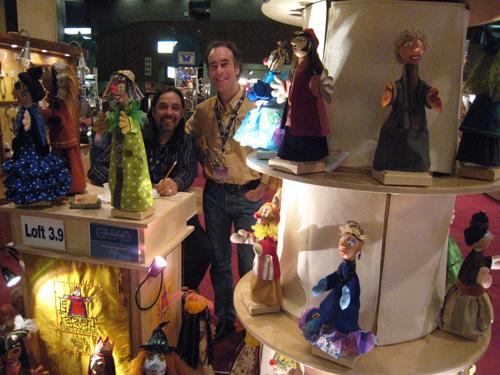 SMAQ 2009 - Le Paravent Marionnettes