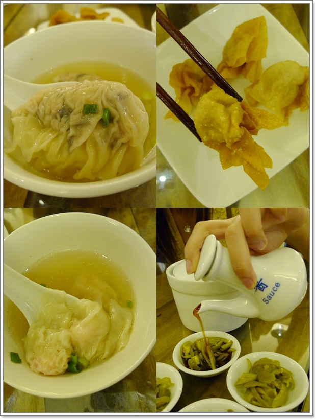 Wanton, Dumplings, Fried Dumplings