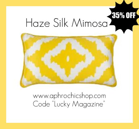 Aphrochic Haze Mimosa Silk 35% Off