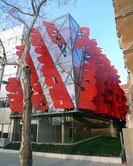 Barcelona - Wellington (Arnim Schulz) Tags: españa building art architecture modern liberty spain arquitectura arte kunst edificio catalonia moderne architektur catalunya fachada espagne bâtiment gebäude moderno façade spanien modernisme fassade edifici espanya façana katalonien baukunst barcelonacataluña