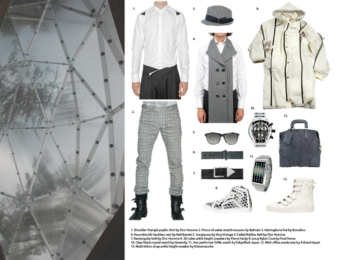 1. Vision wishlist of the week for mens