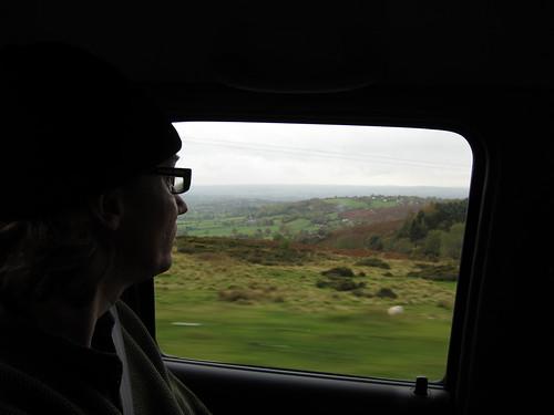 Shropshire arrival