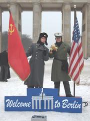 Ich bin ein Berliner! And so is my duck.