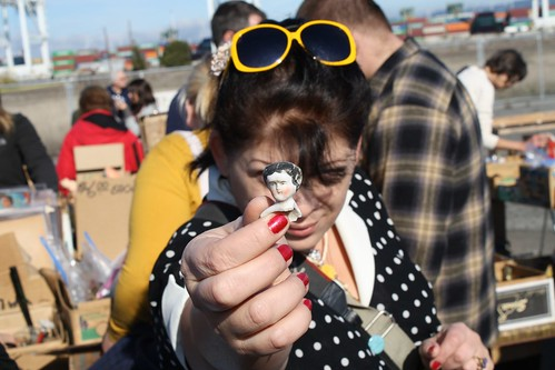 Evil dollhead will get you