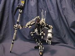 Wasteland Scavenger (Jason Corlett) Tags: robot lego bionicle scavenger