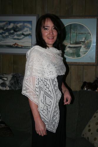 wearing Swan Lake 1