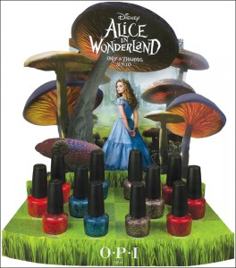Alice in Wonderland tie-ins