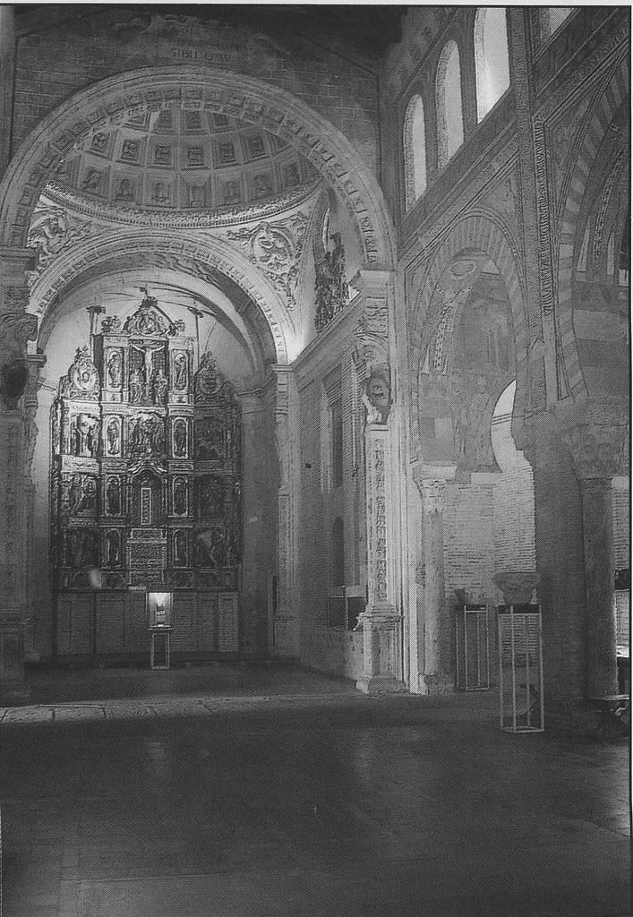 Iglesia de San Román tras la restauración de 1940
