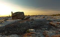 Angular Rock (axelkr) Tags: winter wallpaper nature landscape iceland frost backgr