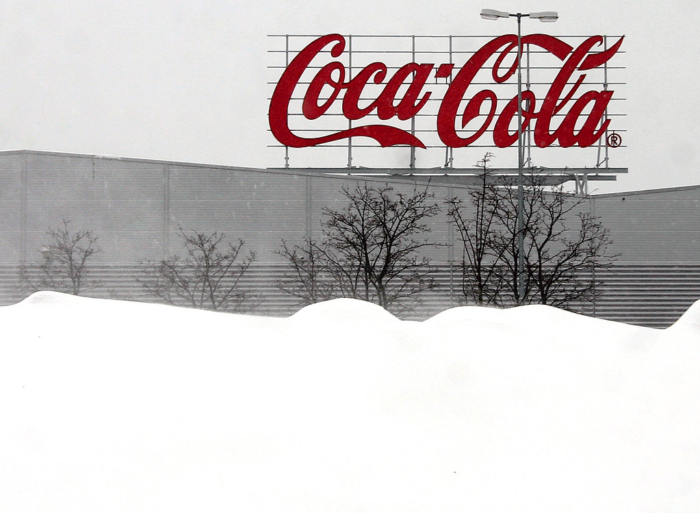 A Very Cold Coca Cola