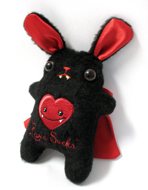 Love Sucks Bunny