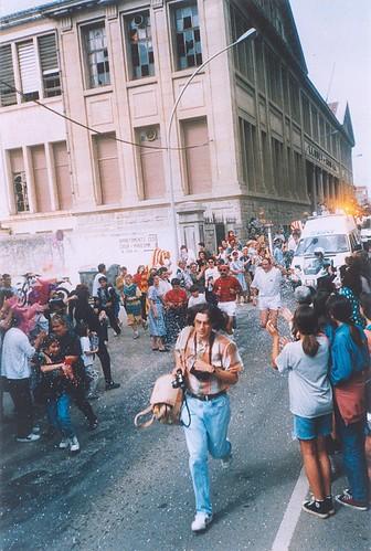 Torxa olímpica Calella 1992
