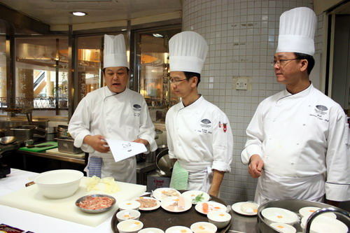 Lai Po Heen Chef Bong Jun Choi