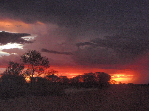 Outback Sunset 2