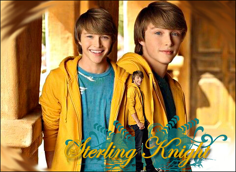 Sterling Knight Blend #1 by _higher love.