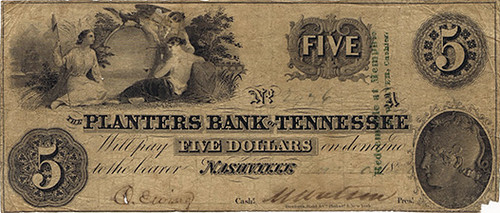 Tennessee Planter's Bank