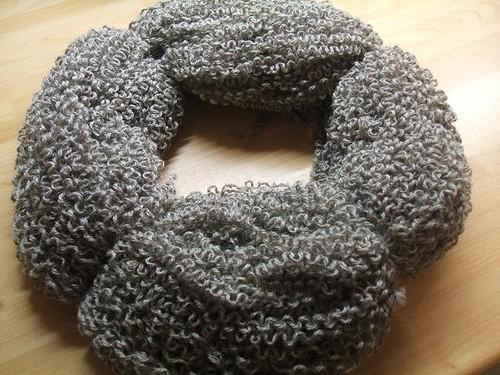 yarn doughnut
