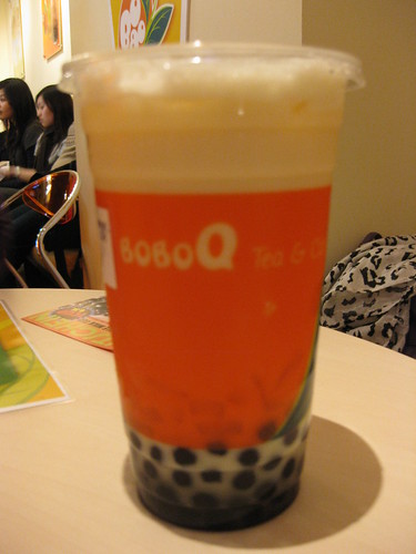 Boboq pearl milk tea Berlin