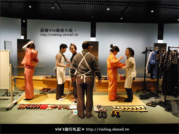 【via關西冬遊記】大阪歷史博物館~探索大阪古城歷史風情26