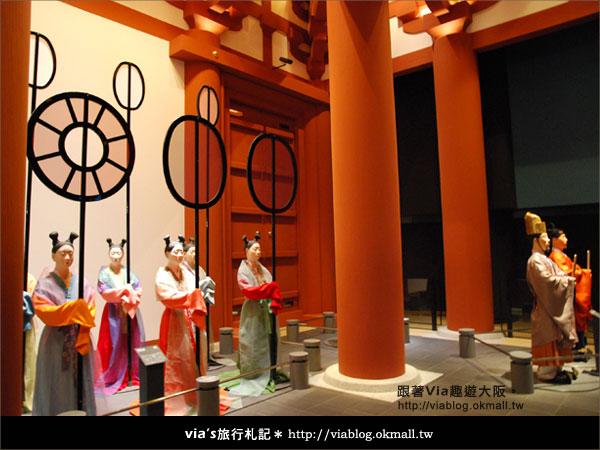 【via關西冬遊記】大阪歷史博物館~探索大阪古城歷史風情7