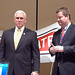 Rep Pence and Erick Erickson