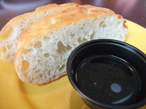 Bread and Dipping Oil from The Lost Shepherd Tavern (Powell, OH)