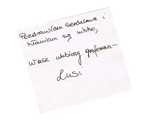 lucia's signature
