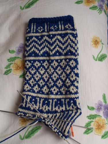Mamluke socks.