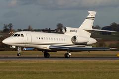 N900JG - 168 - Private - Dassault Falcon 900EX - Luton - 091126 - Steven Gray - IMG_4679