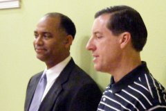 Mayor Fields & Steve Scruggs