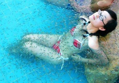 Balıklı Çermik (Kangal Hot Spring with Fish)