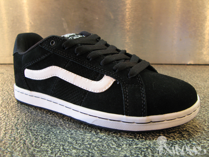 Vans Spring 2010 Pro Model Shoes