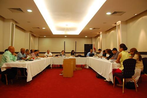 Conteo de los Votos. Casandra 2010