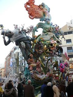 Falles València 2010 guanyadora